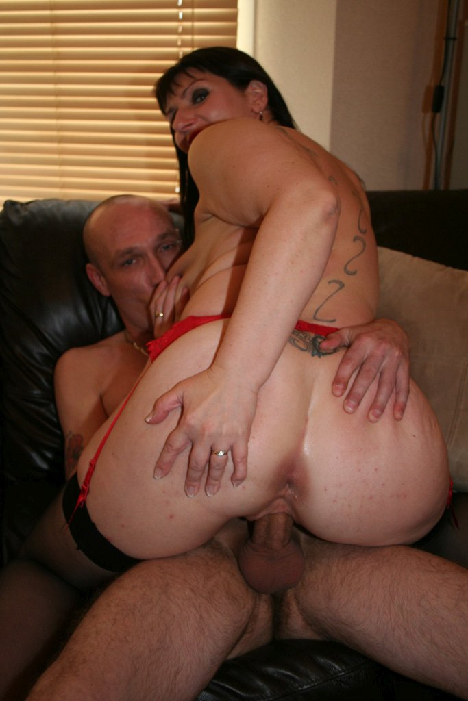Kinky swinger wife
