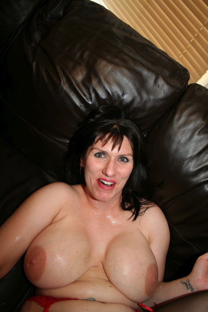 British Mature Tease Solo